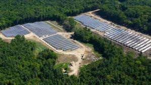 Assumption College Solar Array