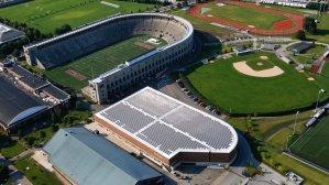 Harvard University - Gordon Indoor Track
