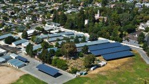 Newport Mesa Unified School District Borrego Solar