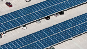 Porterville College Installing Solar Energy System in Parking Lots