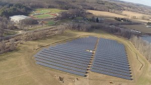 New York State College's 'Field of Dreams' Goes Solar