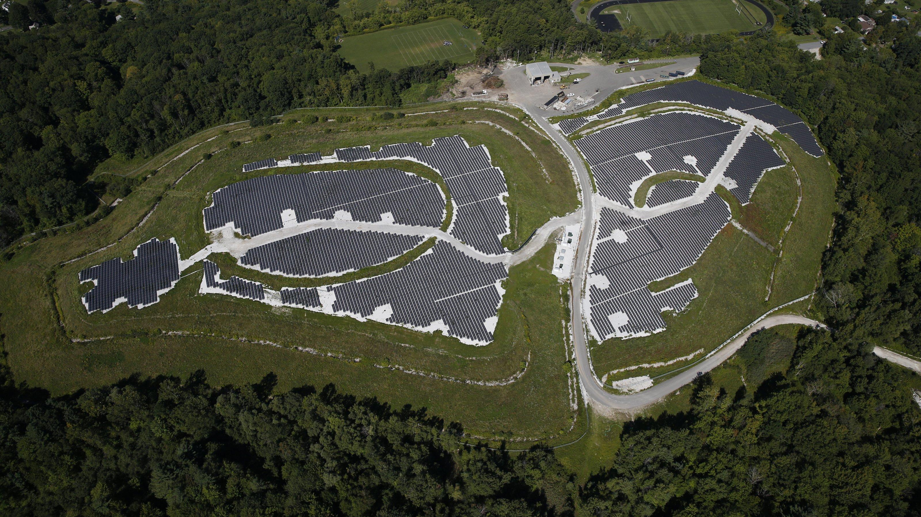 North Adams Solar Landfill #1
