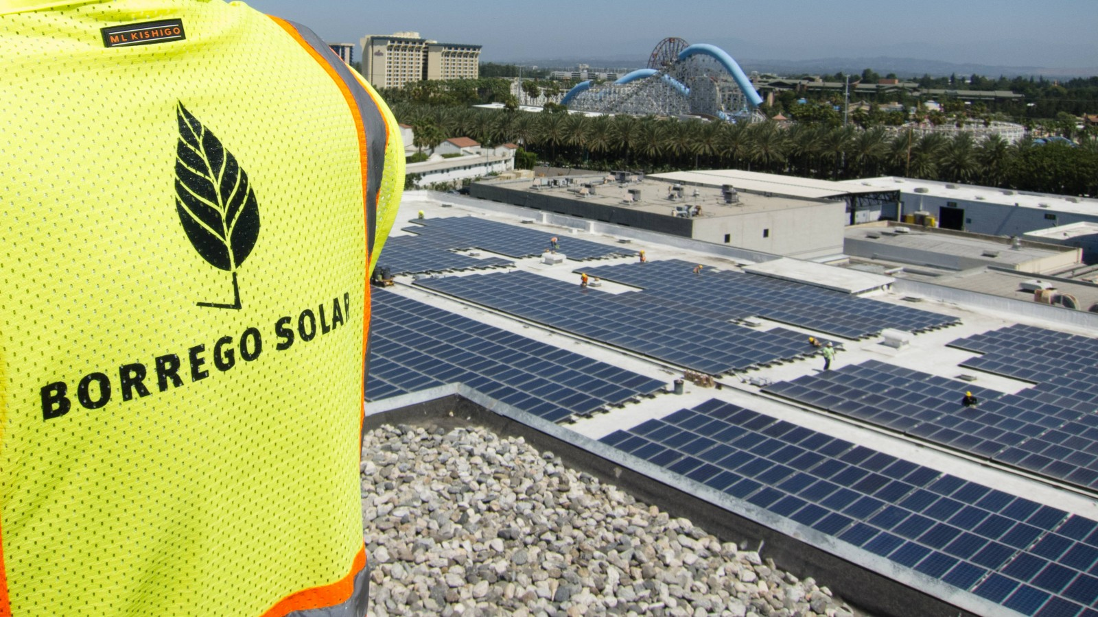 Borrego Expands Solar Operations and Maintenance Services to Non-EPC Customers