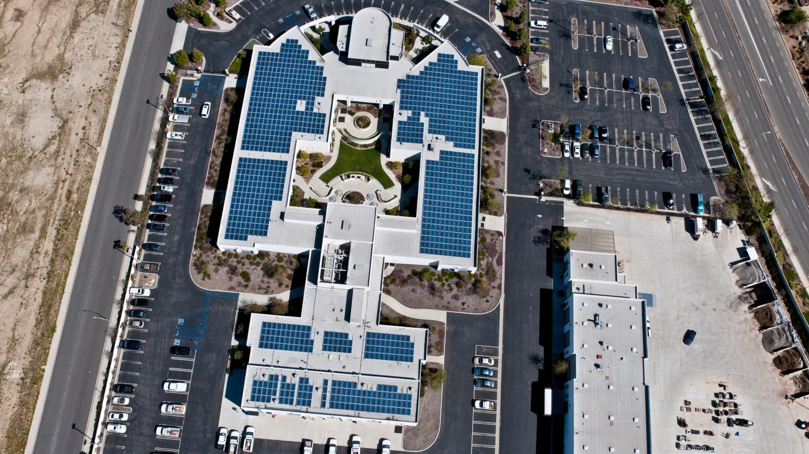 Vista Irrigation District Solar Project - Borrego Solar
