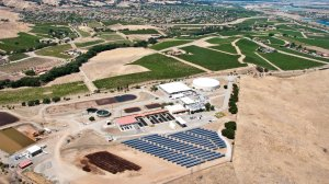 Zone 7 Water Agency Solar Tracker
