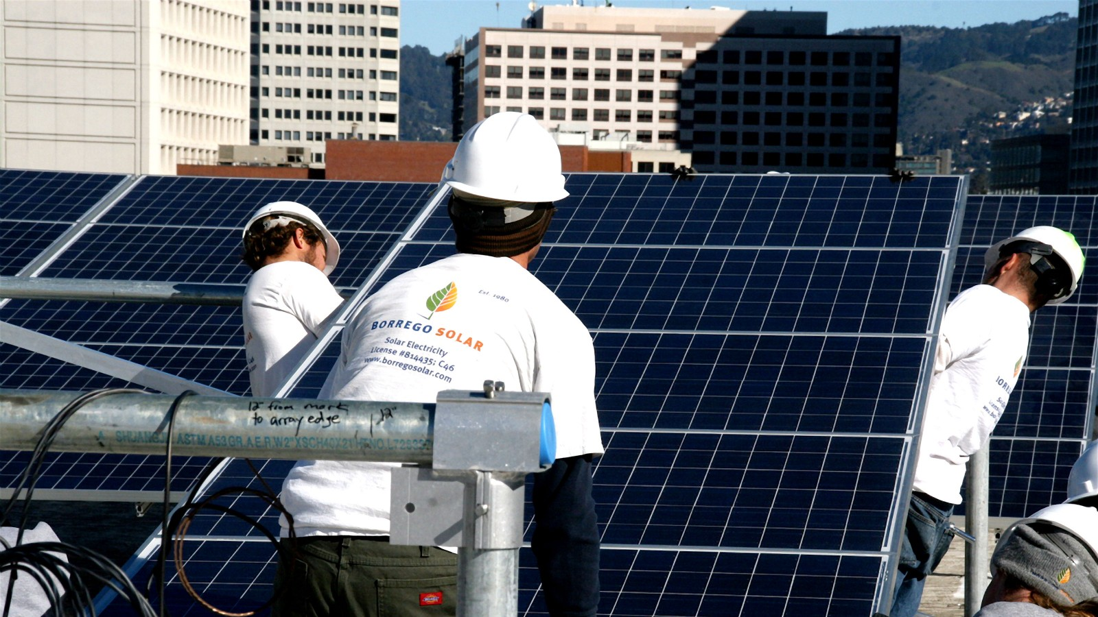 Borrego Solar Systems CEO Sees Installations Doubling This Year