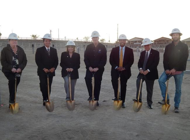 Barstow Community College to hold solar array groundbreaking ceremony