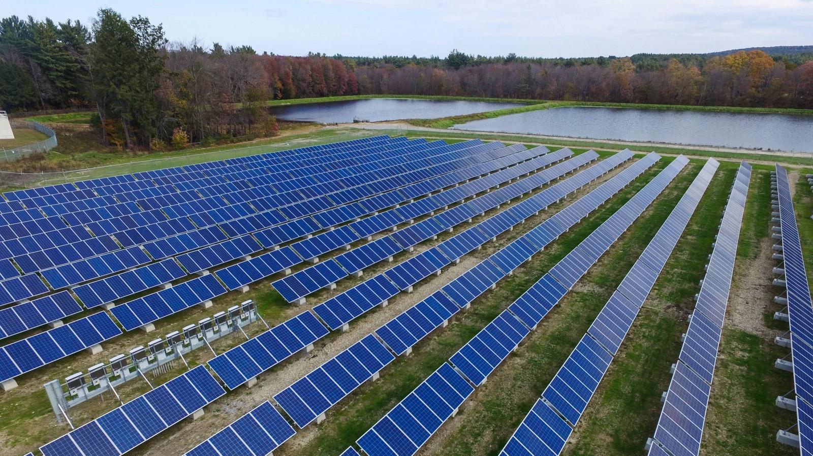 SunEdison Completes Construction Of New Hampshire's Largest Solar Power Plant