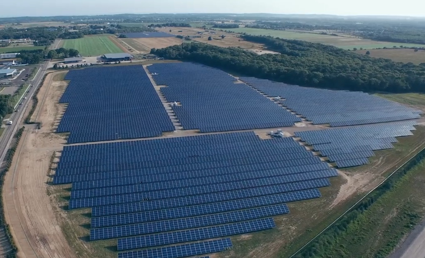 Borrego Solar and sPower Complete 9.1 MW Suffolk County Solar Project