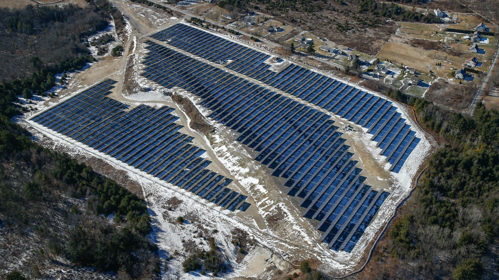 Massachusetts PV Project Highlights Benefits of Solar Brownfields