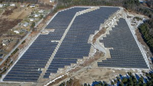 Six megawatt solar array up and running at former Palmer Municipal Airfield