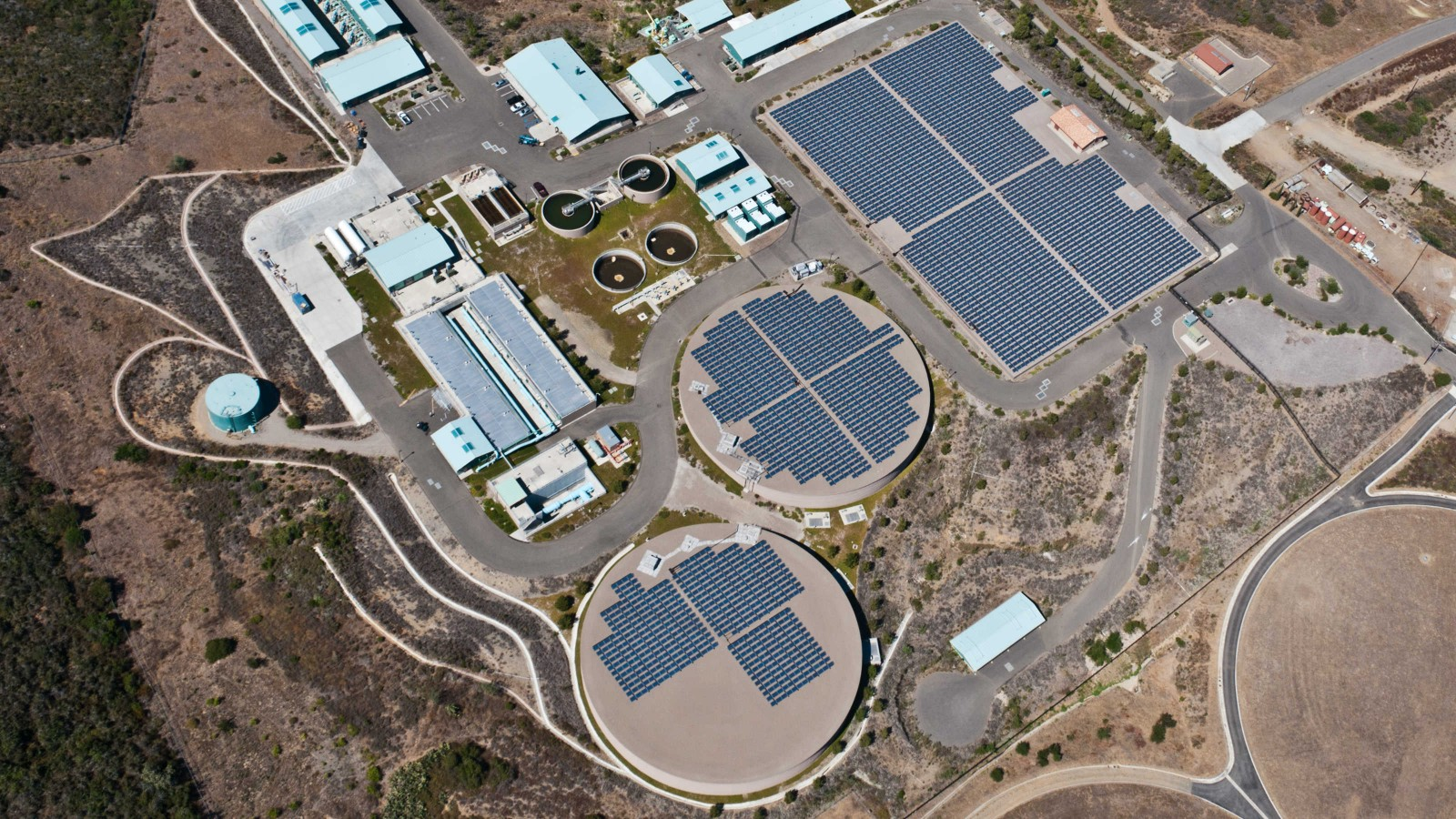 Solar Energy Provides Economic Relief from California's Drought