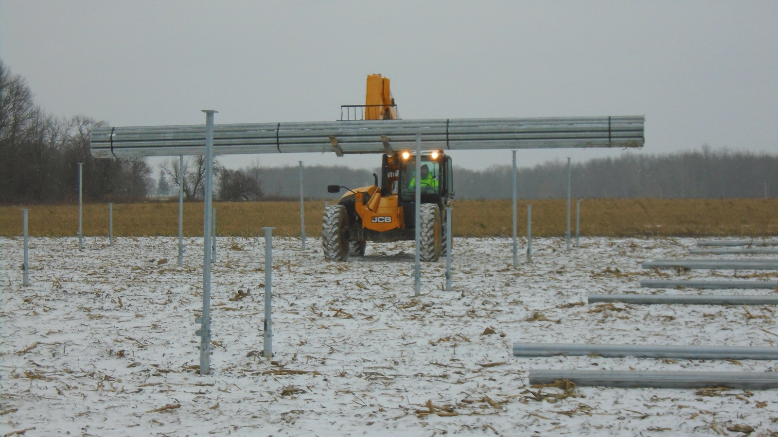 Ithaca College Goes Solar in Upstate New York