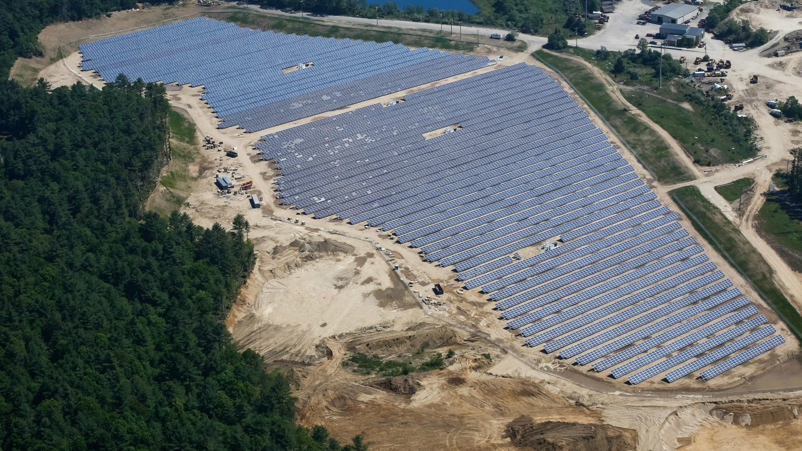 Plymouth Planning Board Approves Three Solar Arrays