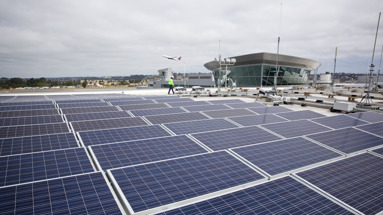 San Diego Ranks 2nd for Solar Power in Nation