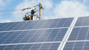 Borrego Solar and Greenwood Energy Announce Completion of Ithaca College Solar Array
