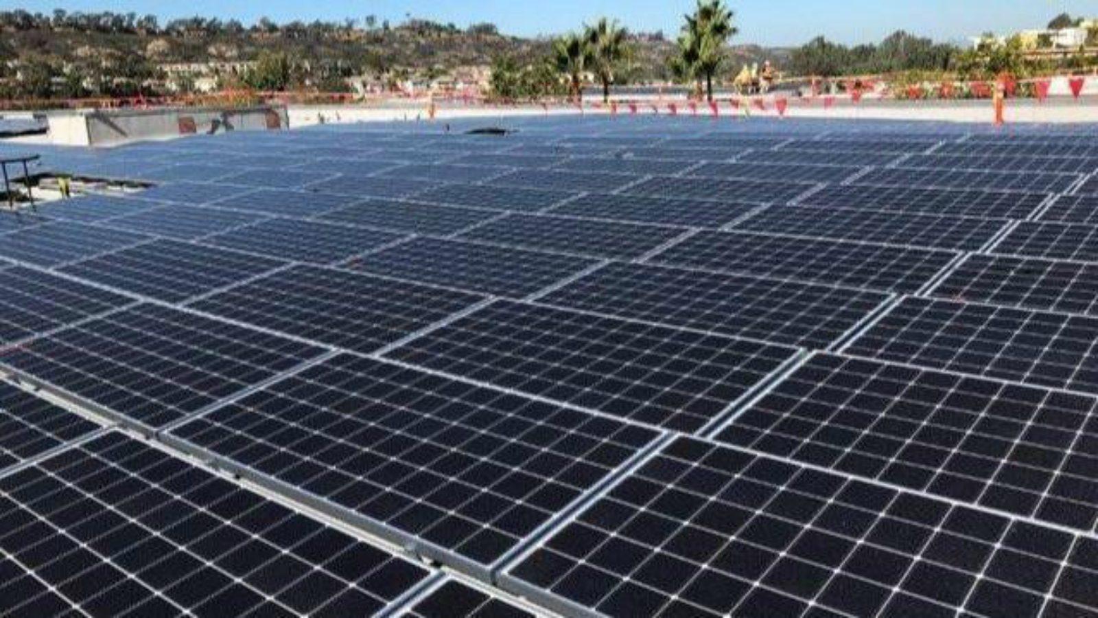Large Encinitas Building Complex Goes Solar