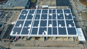 National Development, Altus Power America and Borrego Solar Complete One of the Largest Roof-Top Solar Arrays in New England