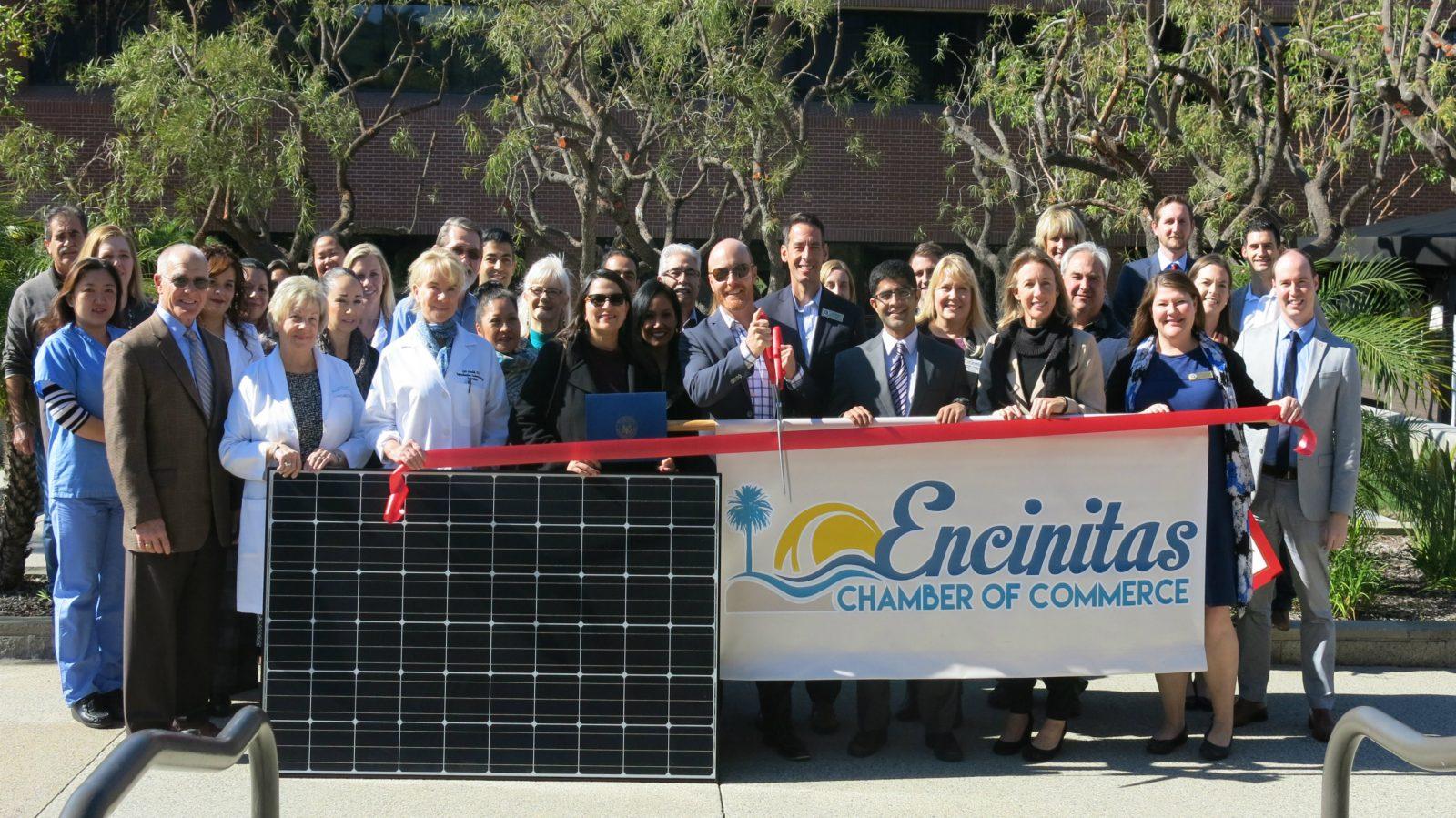 North Coast Health Center Installs Solar Rooftop Borrego