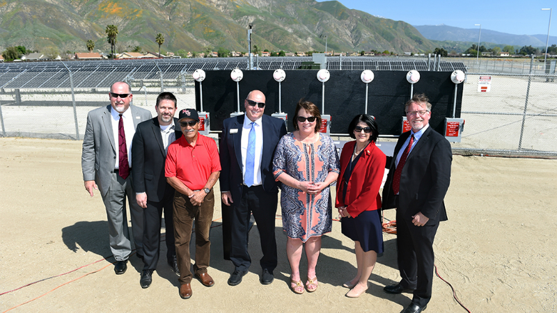 Mt. San Jacinto College Solar project completed, brings cost savings to San Jacinto campus