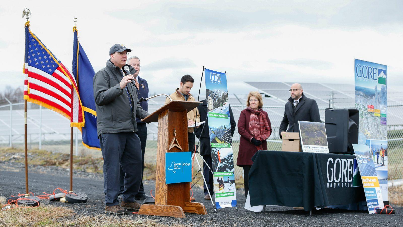 Gore Mountain benefits from Whitehall solar array