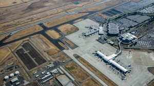 Sacramento Airport's new solar farm to produce 30% of its electricity
