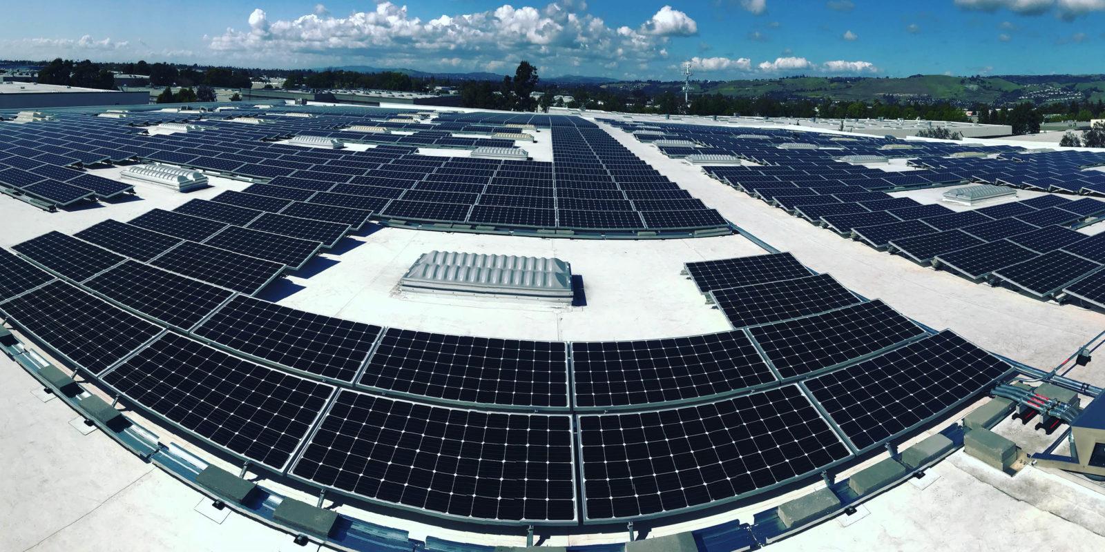 Borrego Solar Systems Completes Third Roof-Mounted Solar Array for Coast Citrus Distributors