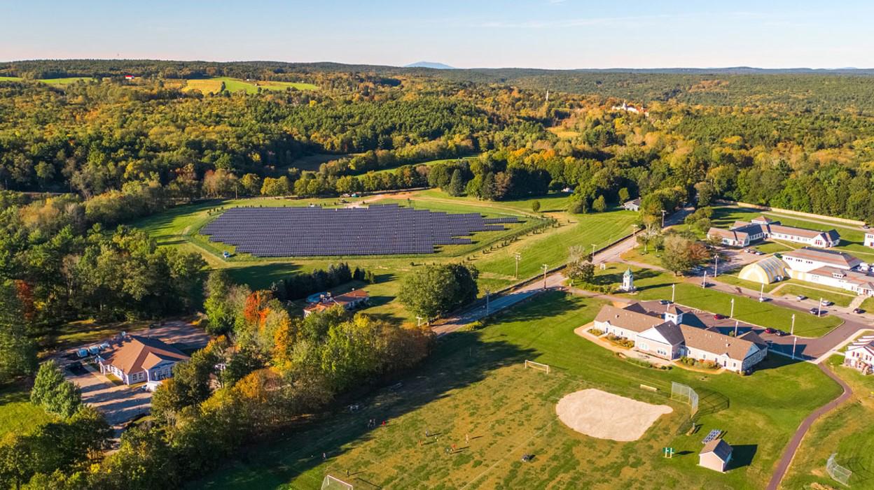 Nexamp powers 2.8-MW community solar array in Illinois credited through adjustable block program