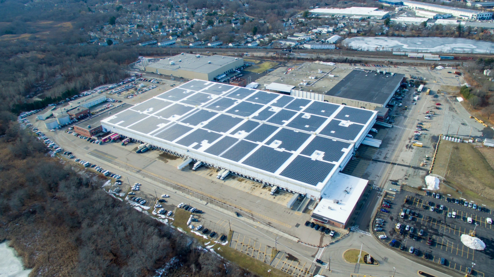 Commercial solar giant mulls expanding into Maine